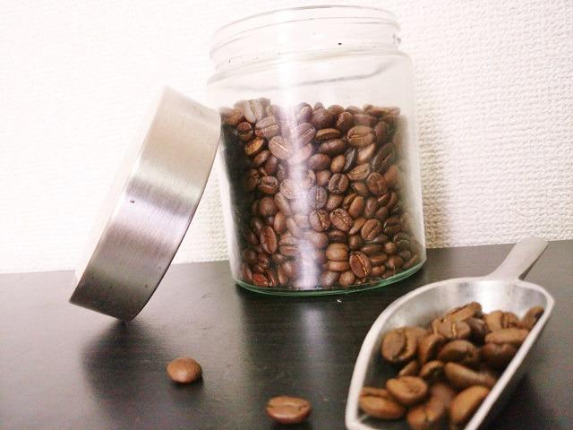 新鮮・高品質なコーヒー豆の探し方_保存方法