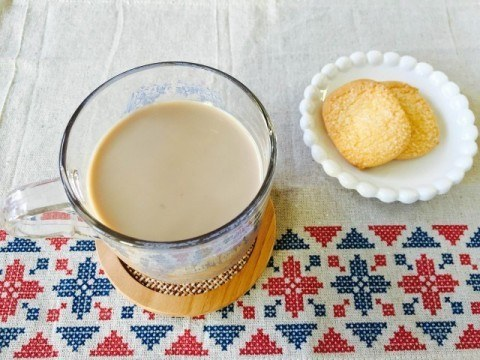 カシスコーヒー_完成