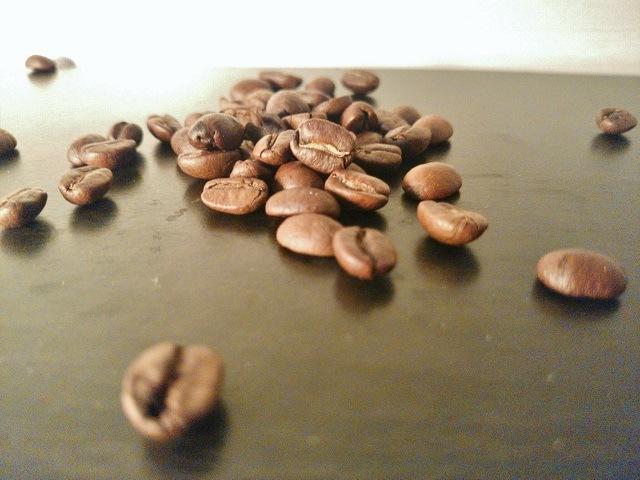 自分に合うコーヒー豆の選び方_豆
