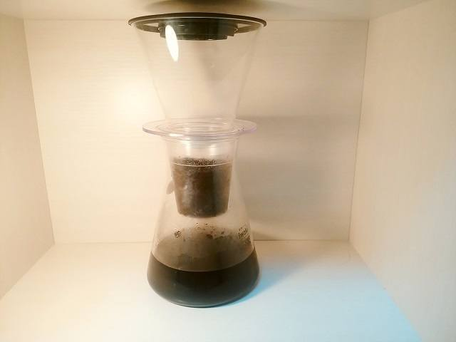 夏に飲みたいアイスコーヒーの淹れ方_ウォータードリップ