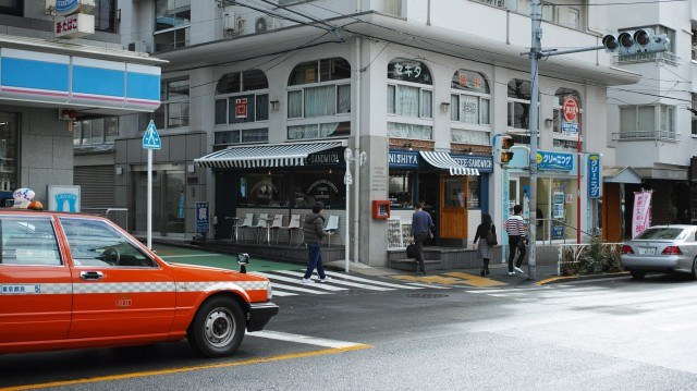 COFFEEHOUSE NISHIYA_shop