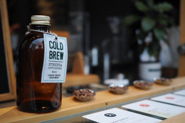 LEAVES COFFEE_COLD BREW