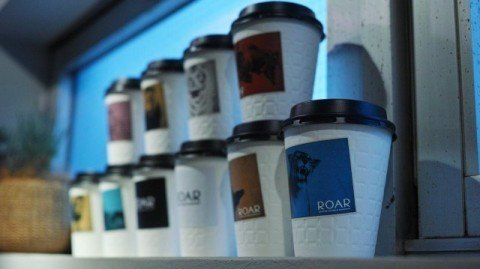 ROAR Coffee House & Roastery_to go cups