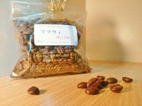 ショコラのようなコク「マラウィ・ヴィフヤ」_豆