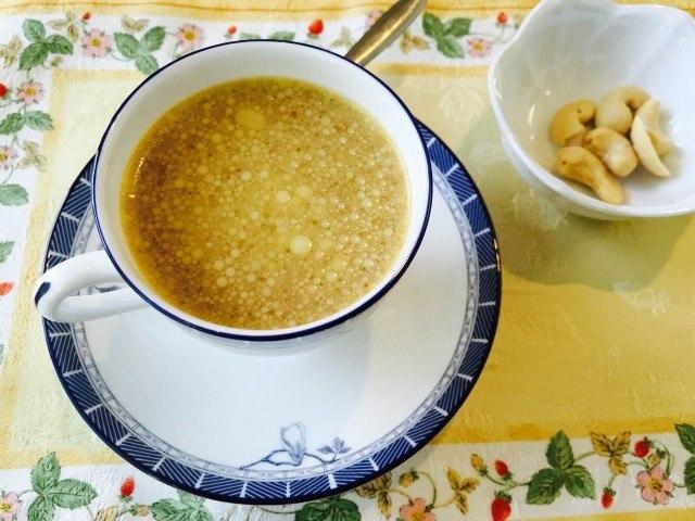 マーガリンコーヒーの作り方【フレーバーコーヒーのレシピ】