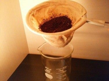 美味しいコーヒーの基礎学【ネルドリップ編】