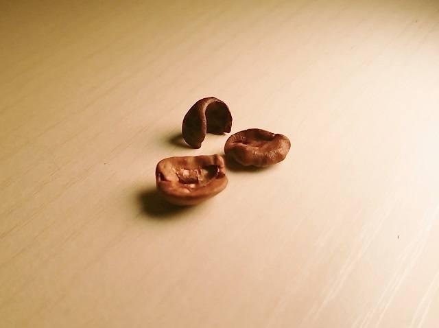 新鮮・高品質なコーヒー豆の探し方_欠け豆
