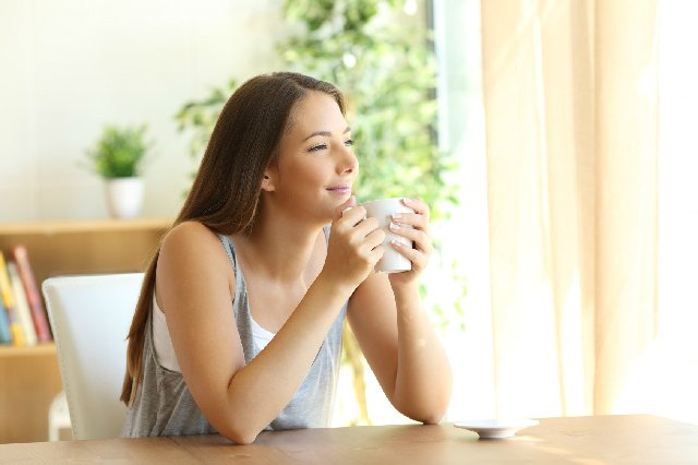 朝におすすめのコーヒー_リラックス