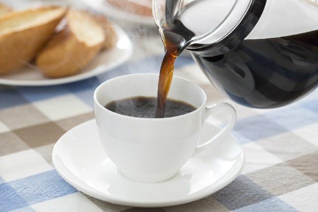 朝におすすめのコーヒー_ブラック