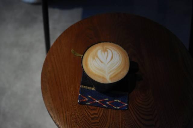 私立珈琲小学校_cafe latte