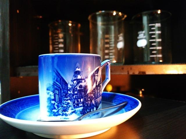 カップ&ソーサーでコーヒーをより美味しく