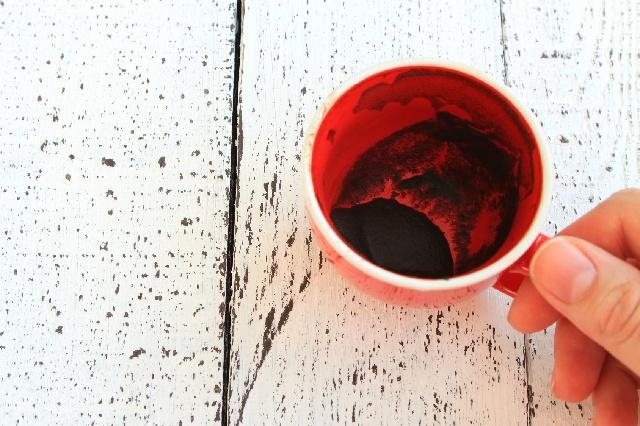コーヒー占い2