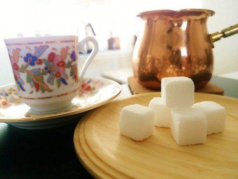 実は知らないトルコ・コーヒーの事実_砂糖
