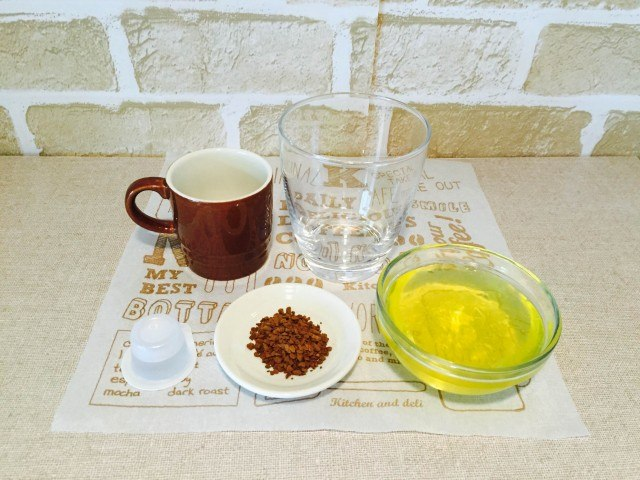 コラーゲンコーヒー_材料