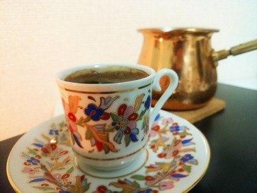 トルコ・コーヒーの淹れ方