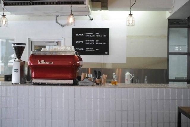 CRAZY CAFE BLANK_espresso machine