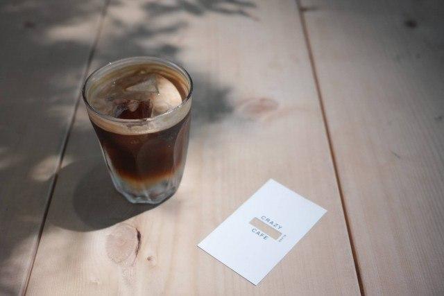 CRAZY CAFE 「」BLANK
