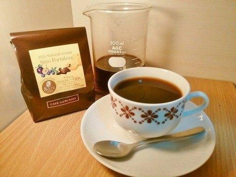 ブラジル フォルタレーザ農園 コーヒー