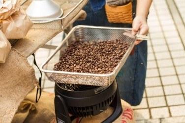 コーヒーにおける焙煎とは