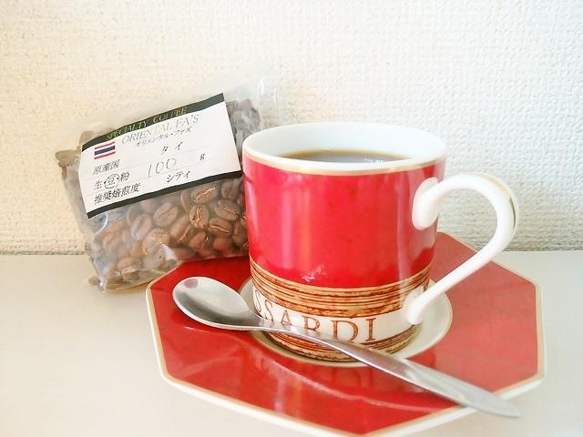 タイ_オリエンタルファズ_コーヒー