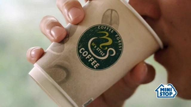 M's STYLE COFFEEで使用しているコーヒー豆