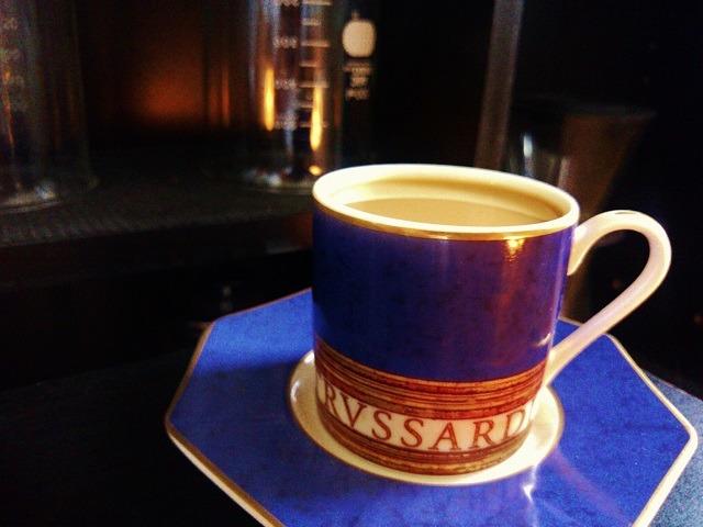 誰でもできる!「濃厚なカフェオレ」を作るコツ