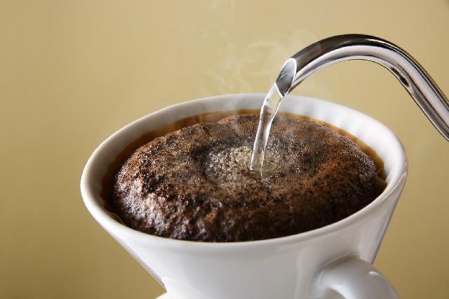 コーヒーの香り_ドリップ