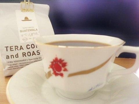 サンタカリーナ_コーヒー