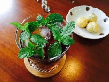 ミントシロップコーヒーの作り方【夏のアイスコーヒーレシピ】