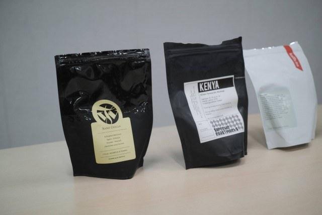 北欧コーヒー飲み比べ イベント_beans1