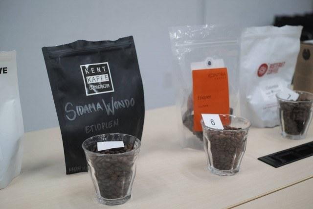 北欧コーヒー飲み比べ イベント_beans2