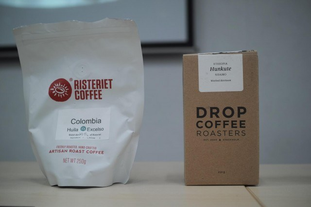 北欧コーヒー飲み比べ イベント_beans3