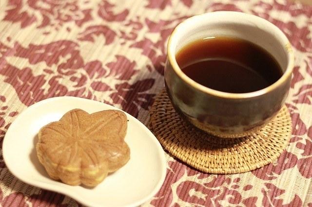 和菓子×コーヒー_まさかの相性