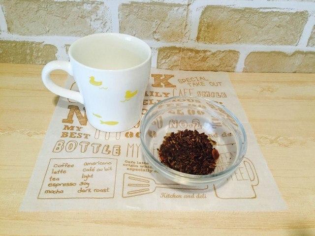 かぼちゃコーヒー材料