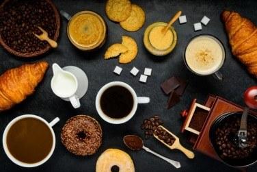 深煎りコーヒーに合うおすすめの食べ物