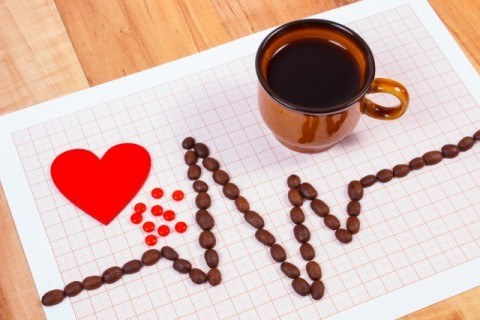 coffee bean heart 480x320