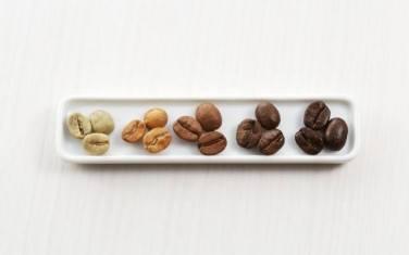 コーヒーの焙煎度合いの種類と味の違い