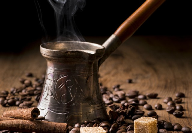 イブリック_トルココーヒー