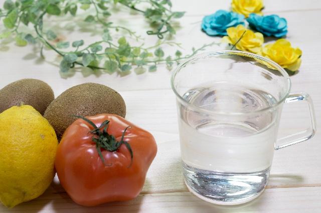 カリウム 水分 野菜