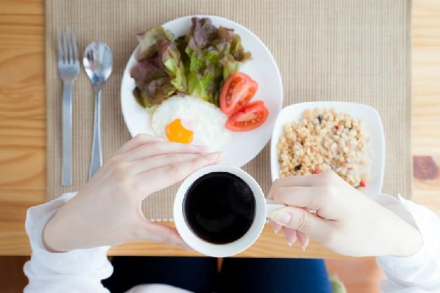 コーヒーと腎臓_食生活