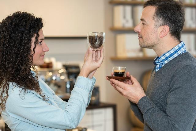コーヒー豆_カッピングテスト