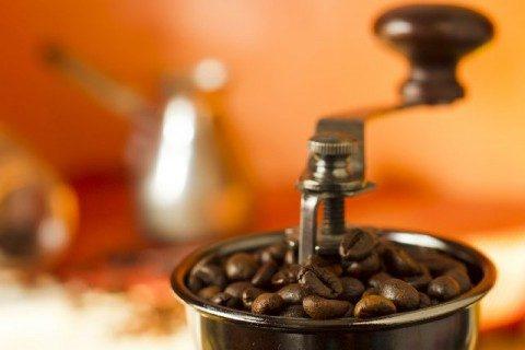 コーヒー豆_コーヒーミル