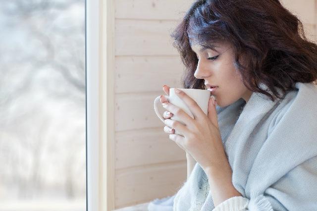 コーヒーの冷え性対策にはデカフェ!効果と飲み方のススメ