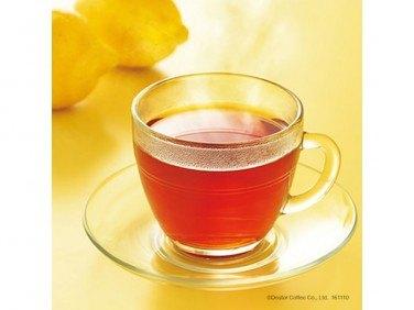 【ドトール】体の芯から温まる「ハーブティー ルイボス&レモン」を新発売