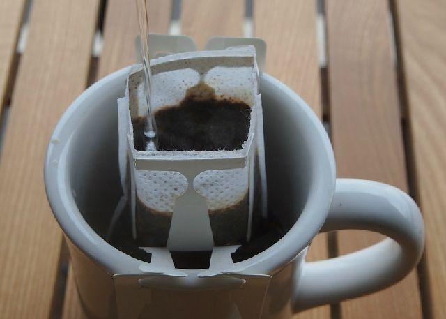 ドリップバッグコーヒーのススメ