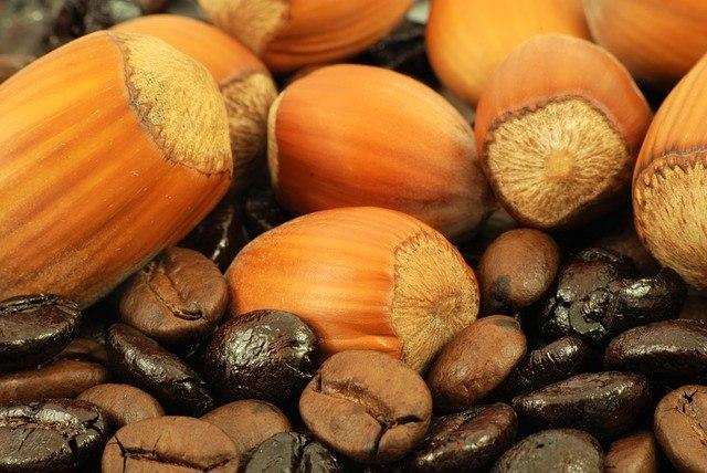 秋のお供3選_コーヒーとナッツ