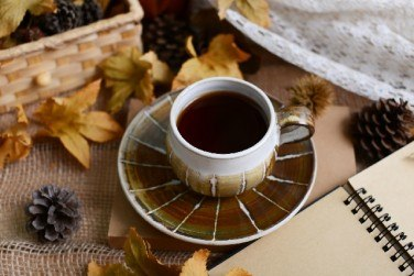 コーヒーのお供は季節に合わせて!秋のフードペアリング3選