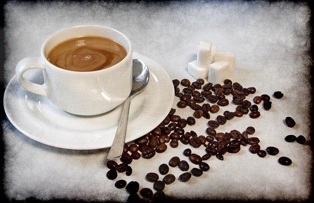 こだわりカフェオレ_コーヒー豆