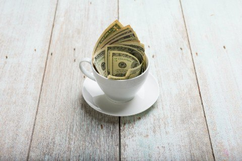 コーヒーの原価はどれくらい?