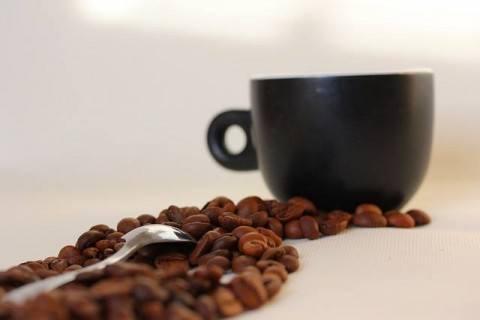 コーヒー豆_カップ